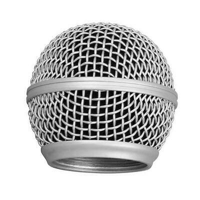 Metal Replacement-Head Mesh Microphone Grille For Shure-SM58 S8A4 • 2.79£