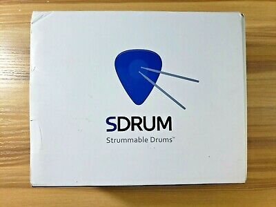 DigiTech SDRUM Strummable Drums Guitar Bass Effects Pedal Drum Machine I-5103 • 99.27£