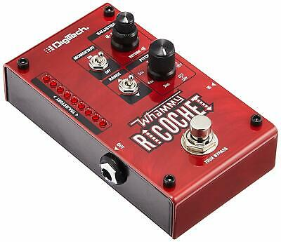 New DigiTech Other Mini Pitch Acoustic Guitar Effect Pedal  Red (WHAMMY RICOCHET • 174.61£