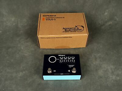 Roland TM-1 Trigger Module W/Box - 2nd Hand • 85£