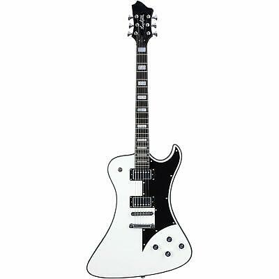Hagstrom - FANT-WHT-U - Fantomen Electric Guitar - Gloss White • 722.42£