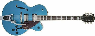 New Gretsch G2420T Streamliner Hollow Body With Bigsby Riviera Blue Guitar • 799.61£