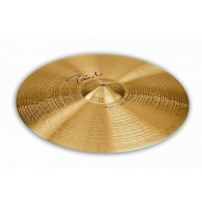 Paiste Signature 20  Fast Crash Cymbal/New With Warranty/Model # CY0004001320 • 331.15£