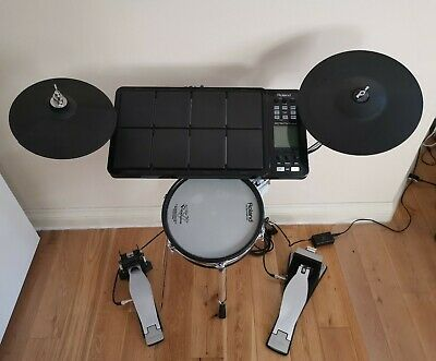 Roland Octapad SPD 30 V2 Electric V-Drum Kit& CY5, CY12, FD9, KT10, PD105, PDS10 • 1,050£