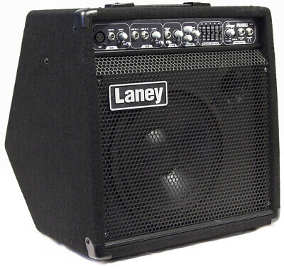 Laney Audiohub 3 Channel 80W Speaker With Delay EQ AH80 • 306.72£