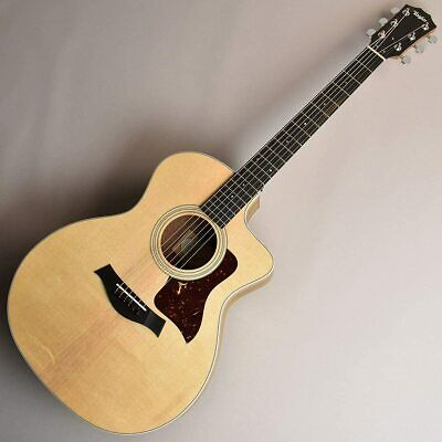 New Taylor 214ce-Koa 2106139533 Acoustic Guitar From Japan • 1,393.87£