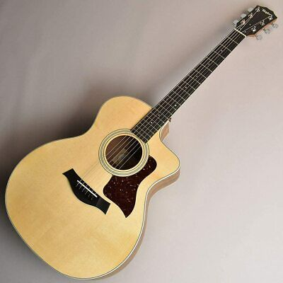 New Taylor 214ce-Koa 2106139520 Acoustic Guitar From Japan • 1,393.87£