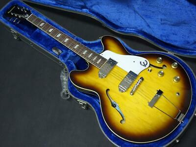 Epiphone Limited Edition Elitist 1965 Casino Vintage Outfit Sunburst Ghost 2020 • 2,334£