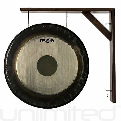 20  Paiste Symphonic Gong On The Great Wall Gong Hangers • 433.14£
