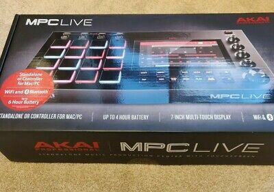 Akai MPC Live Standalone Music Production Center • 950£