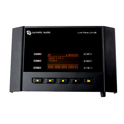 Cymatic Audio LP-16  Live Player, 16 Track Backing Track System Player • 296.19£
