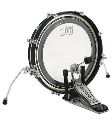 DW Design Series Pancake Bass Drum 3X 20 Inch Black • 220.98£