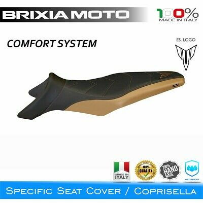 Seat Cover Gallipoli 3 Comfort 6gl-1 Logo Mt Yamaha Mt - 09 2013 2020 • 205£