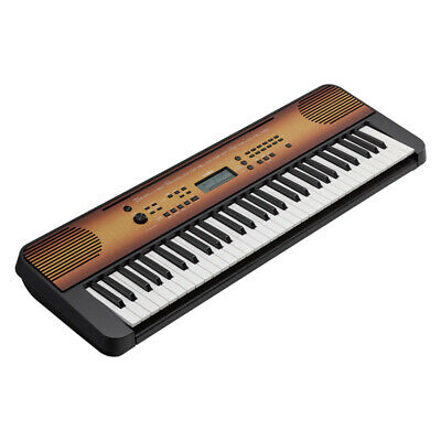 Yamaha PSR-E360MA 61 Note Portable Keyboard, Maple (NEW) • 179.20£
