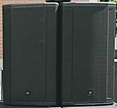 (Pair)JBL SRX835P 15  Speakers Excellent Condition*Special Price!! • 1,420.90£