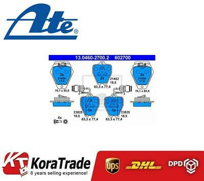 Ate 130460-27002 Front Oe Quality Disc Brake Pads Set • 126£