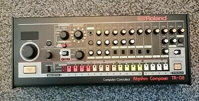 Roland Boutique TR-08 (boxed, Rarely Used, Mint Condition) • 165£