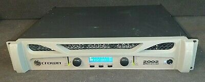 Crown XTi2002 - Amplifier With Onboard DSP USED GOOD CONDITION • 425£