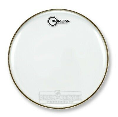 Aquarian Snare/Tom Heads : Classic Clear Snare Drumhead 13 - CCSN13
