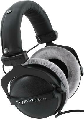 Headphones, Dt770pro 250 Ohm, 3.5mm Jack Plug And 6.35mm Jack A For Beyerdynamic • 218.44£