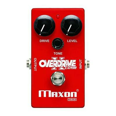 Maxon OD808X Extreme Overdrive Pedal • 122.92£
