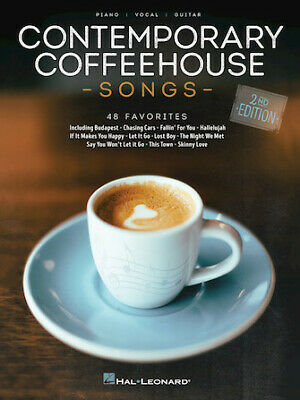 Contemporary Coffeehouse Songs - 2nd Edition 48 Favorites (Various) Piano/Vocal/ • 15.38£
