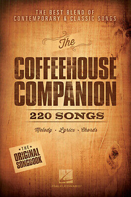 The Coffeehouse Companion The Best Blend Of Contemporary & Classic Songs 6x9 Edi • 23.07£