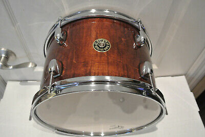 GRETSCH 12  CATALINA MAPLE TOM In WALNUT GLAZE For YOUR DRUM SET! LOT #F482 • 121.59£