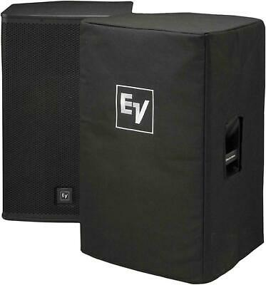 Electro-Voice ELX115 / ELX115P Speaker Cover, Padded Black With EV Logo, Genuine • 47£