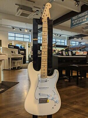 Fender Ed O'Brien Stratocaster Olympic White Electric Guitar • 929£