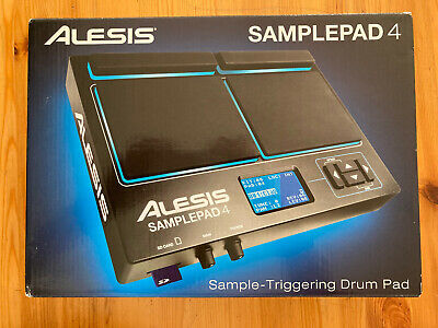 Alesis Samplepad 4 - Near-mint Condition Drum Pads Rarely Used • 110£