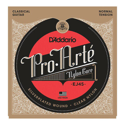 D'Addario EJ45 Normal Tension Classical Strings (NEW) • 14.49£