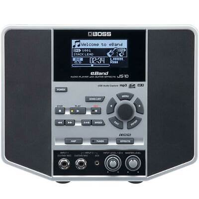 Boss JS-10 EBand Audio Player / Recorder With Guitar Effects, New! • 314.58£