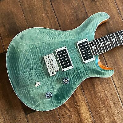 PRS CE 24 Electric Guitar Pattern Thin Trampas Green 0301285 • 1,458.80£