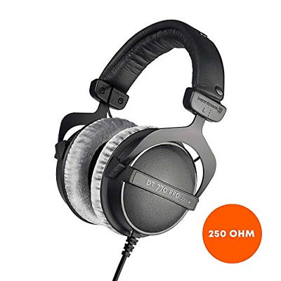 Beyerdynamic DT 770 PRO Studio Headphones - 250 Ohm • 136.88£