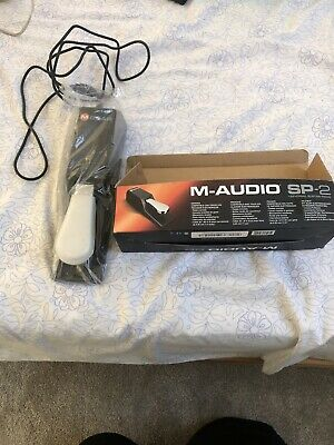 M-Audio SP-2 Professional Piano Style Pedal • 5.60£
