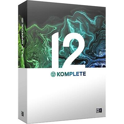 Native Instruments Komplete 12 Ultimate Update Software Suite (From Select) • 297£