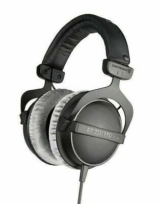Beyerdynamic DT 770 Pro Studio Audiophile Headphones 80 OHMS Control And Monitor • 122.99£