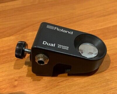 Roland RT-30HR Dual Zone Snare Drum Trigger • 40£