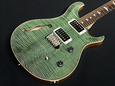 New Free Shipping PRS Paul Reed Smith CE 24 SH TG NSN Semi-Hollow TRAMPAS GREEN • 3,278.84£