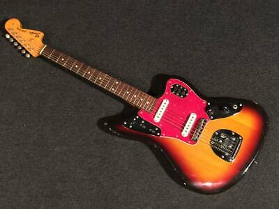 Fender Japan JG66-85 3TS / R No.081319 Kurt Cobain Fully Maintained • 1,071.11£