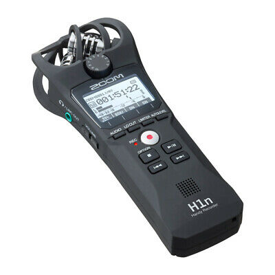 Zoom H1N Portable Stereo Recorder (NEW) • 91.71£