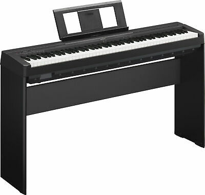 Yamaha P-45 Digital Piano With L-85 Fitted Stand • 545£