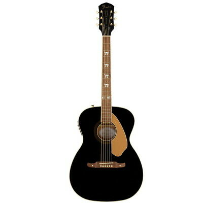 Fender Tim Armstrong Anniversary Hellcat Acoustic-Electric Guitar - Black , New! • 329.14£