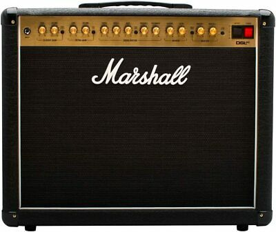 Marshall DSL40CR - 1 X 12  Combo 40W Valve Guitar Amplifier With Reverb • 559£