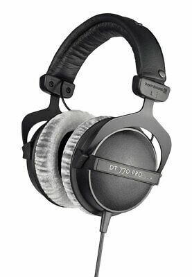 Beyerdynamic DT770pro 250 Ohm Studio Headphones  (NEW) • 121.24£