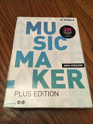 MAGIX Music Maker - 2020 Plus Edition - Produce Record And Mix Music • 24.84£