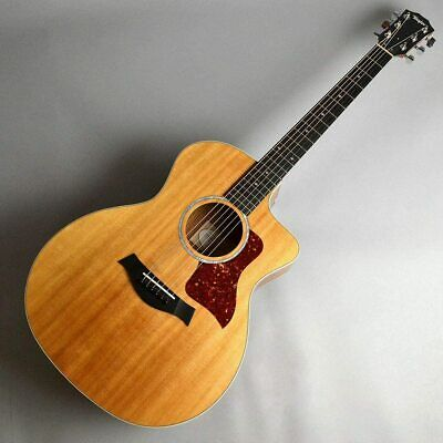 New Taylor 214ce-Koa DLX ES2 NAT Acoustic Guitar From Japan • 1,712.56£