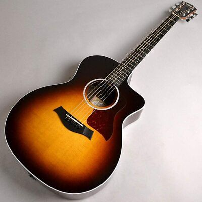 New Taylor 214ce-CF DLX SB Acoustic Guitar From Japan • 1,503.68£