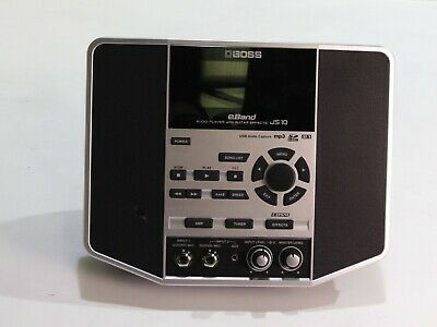 Boss EBand JS-10: Audio Player/Recorder With Guitar Effects-DAMAGED-RRP £359 • 289£